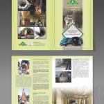 Projekt i wykonanie foldera dla firmy MAZUR Sp. z o.o.