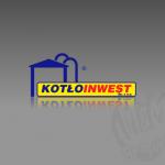 Projekt logo dla firmy KOTŁOINWEST