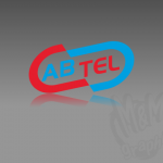 Projekt logo dla firmy ABTEL