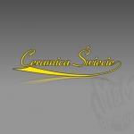 Projekt logo dla firmy CERAMICA ŚWIECIE