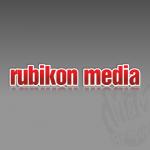 Projekt logo dla firmy RUBIKON MEDIA