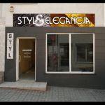 Projekt i wykonanie tablicy dla sklepu odzieżowego Styl i Elegancja