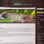 Wdrożenie i oprawa graficzna dla firmy KONAR ŚWIECIE