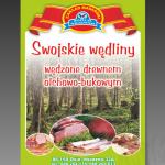 Projekt i wydruk plakatu dla firmy ZAKŁAD MASARSKI RÓŻYCKI, WILKOWSKI