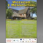 Projekt i wydruk plakatu STOWARZYSZENIA DZIEDZICTWO KULTUROWE Z CHRYSTKOWA