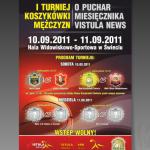 Projekt i wydruk plakatu dla firmy HALA WIDOWISKOWO-SPORTOWA W ŚWIECIU
