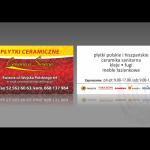 Projekt i wykonanie wizytówki dla firmy CERAMICA ŚWIECIE