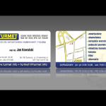 Projekt i wykonanie wizytówki dla firmy PHU TURMET