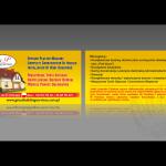 Projekt i wykonanie wizytówki dla firmy S&P BUILDING SERVICES